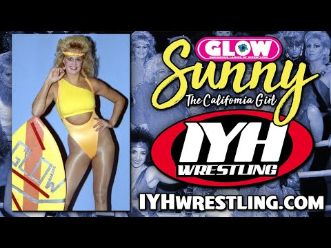 G.L.O.W. Gorgeous Ladies of Wrestling shoot interview with Sunny the California Girl on In Your Head