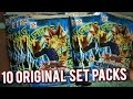 Yugioh Cards - 10 Legend of Blue Eyes Pack Opening