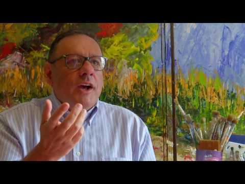 Guillermo Romero, un pintor colombiano contemporáneo