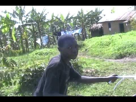 Perrons in Rukungiri, Uganda - October 2009