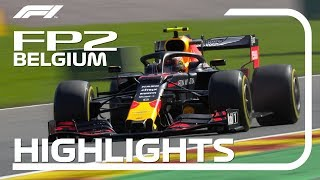 2019 Belgian Grand Prix: FP2 Highlights