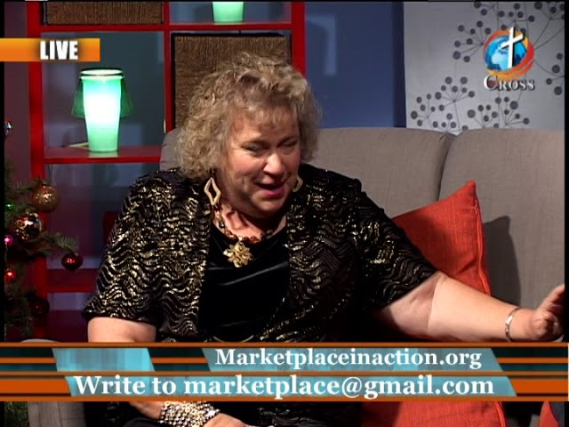 Market place in Action Dr. Ken Smith and Anthony Salerno 12-11-2017