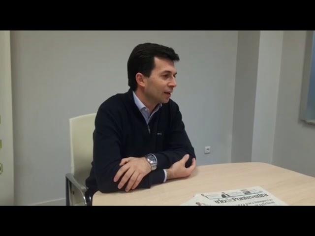 """Gonzalo Caballero: """"Temos que aproveitar o ciclo ascendente do PSOE en España e acabar coas leas persoais"""""""