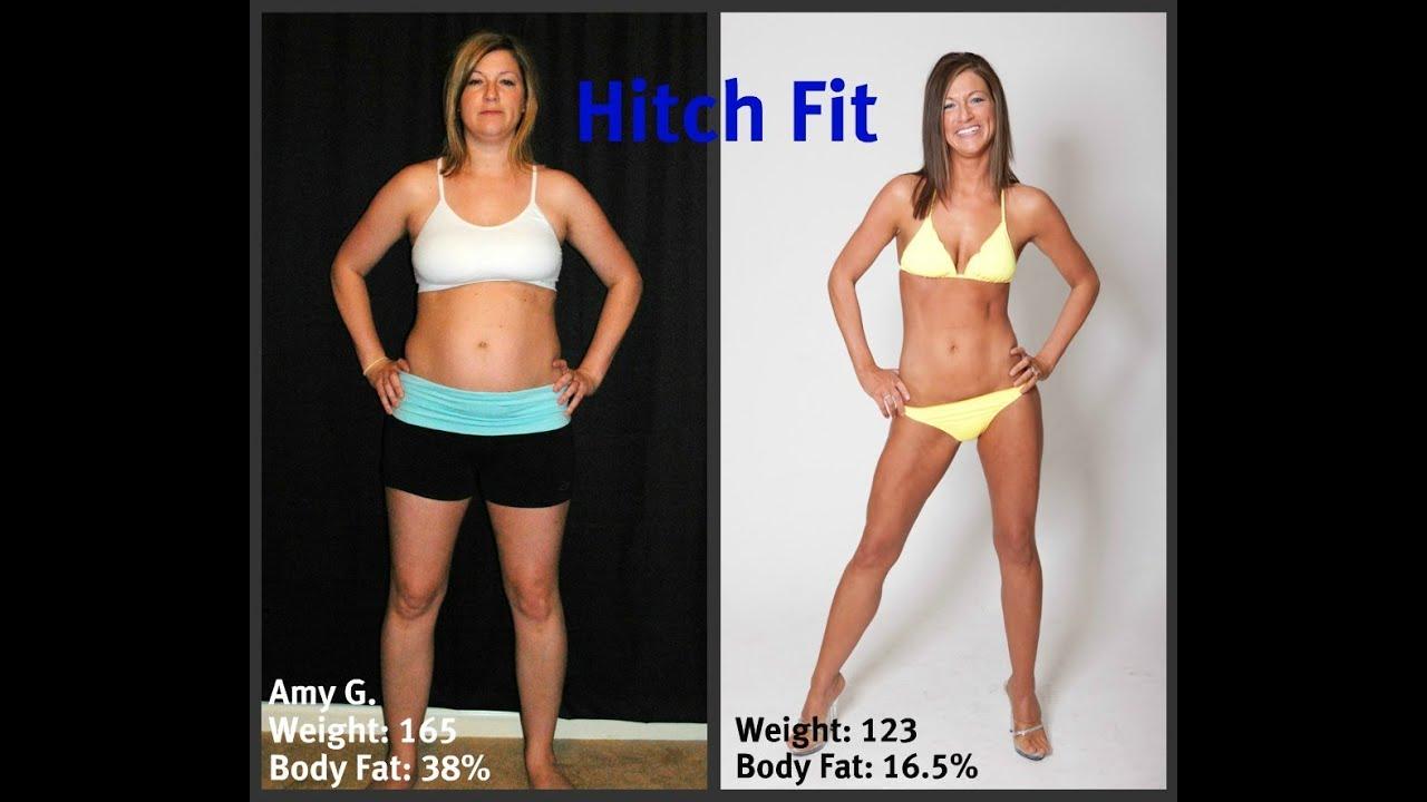 Best Female Body Transformations Albertine Truchon