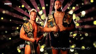 "WWE: Jerishow (Chris Jericho & Big Show) Theme Song - ""Crank The Walls Down"" [CD Quality + Lyrics]"