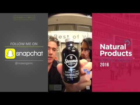 Top 5 Organic Products from Expo West 2016 with Food Babe, aka Vani Hari