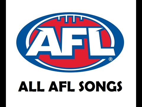 All AFL theme songs 2016