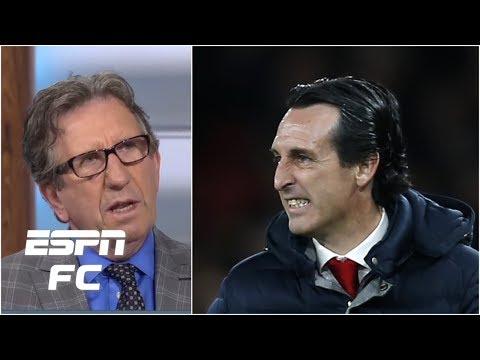 Did Unai Emery make a big mistake in Arsenal vs. Napoli? | Europa League