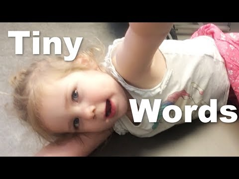 Autistic 2 Year Old's 1st Scripts?