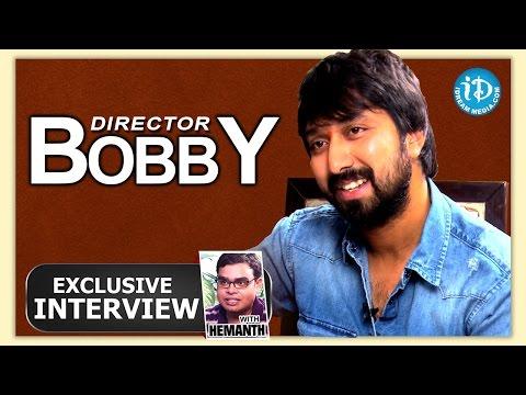Sardaar Gabbar Singh || Director K S Ravindra (Bobby) Full Exclusive Interview | Talking Movies #147
