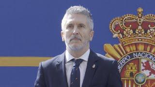 """Marlaska anuncia que harán con """"sigilo"""" la exhumación de Franco"""
