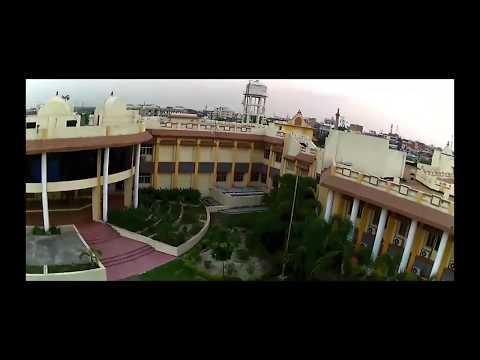 CNLU Aerial View
