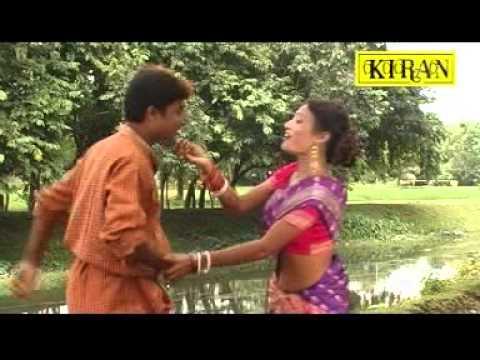 Bengali Bhawaiya Songs | Gangadhorer Paare Paare | Bhawaiya Goalparia Song | Kiran