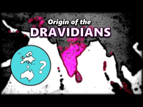 Origin And Genetics Of The Dravidians