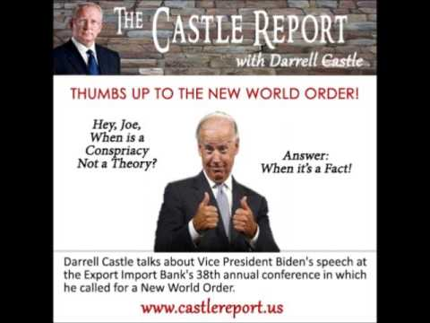 Darrell Castle exposes the New World Order