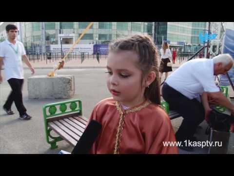 Талантливые дети со всего Дагестана принимают участие в республиканском конкурсе «Арена Славы»