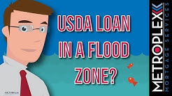 USDA Requirements for Properties in a Flood Zone  | USDA Loan Pro