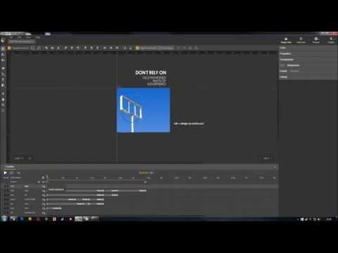How To Loop Banner Twice Or Infinitely Google Web Designer Tutorial Youtube