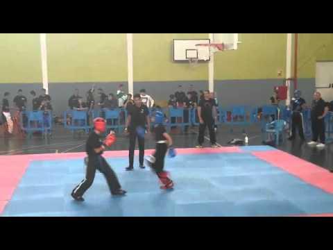 Ayoub  vs bictor 2 asalto