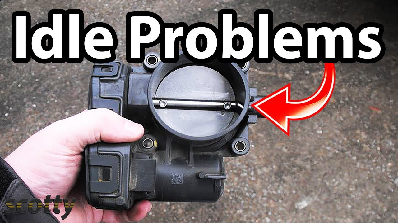How To Fix Low Idle Problems In Your Car Throttle Body