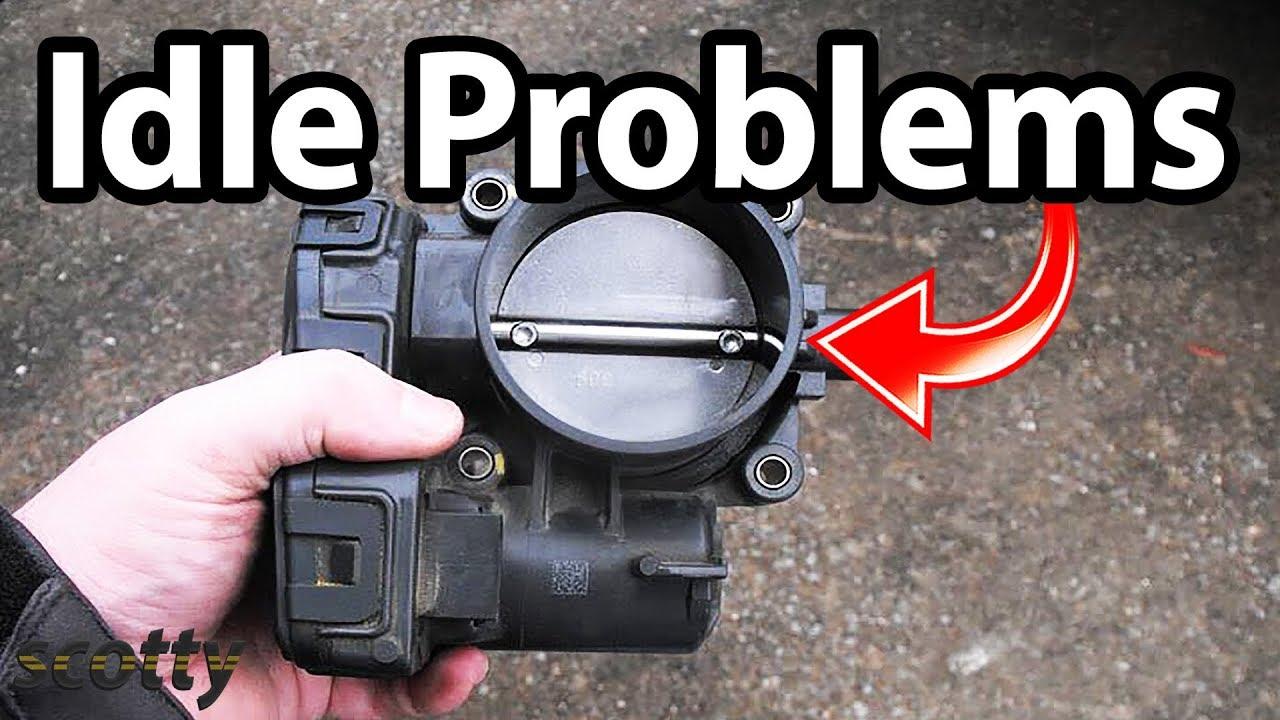 Fixing A Low Idling Car: Scotty Kilmer, S8 E39  YouTube