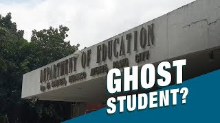 Stand for Truth: DepEd, may 'ghost students'?!