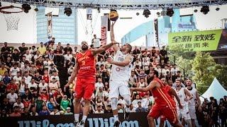 Serbia - Spain - Men's 1/2 Finals FIBA 3x3 World Championships