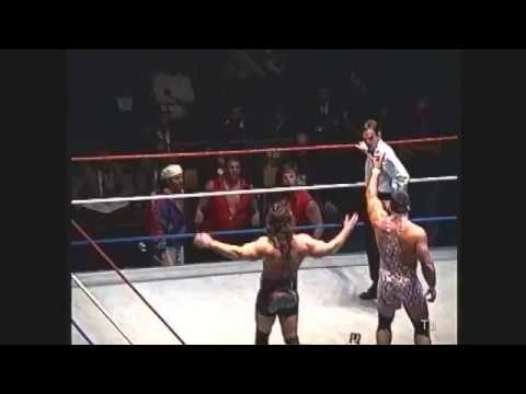 5 minutes of WWE Montreal 91 93