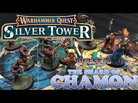 Warhammer Quest: Silver Tower - Ep 02 - The Shard of Chamon