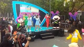 Trio Macan - Edan Turun (Inbox live SCTV_Balai kota Bekasi)