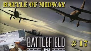 Battlefield 1942 multiplayer game #17. Battle of Midway.