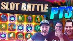 10 SLOT BATTLE! Jamie V's Josh V's Scotty!