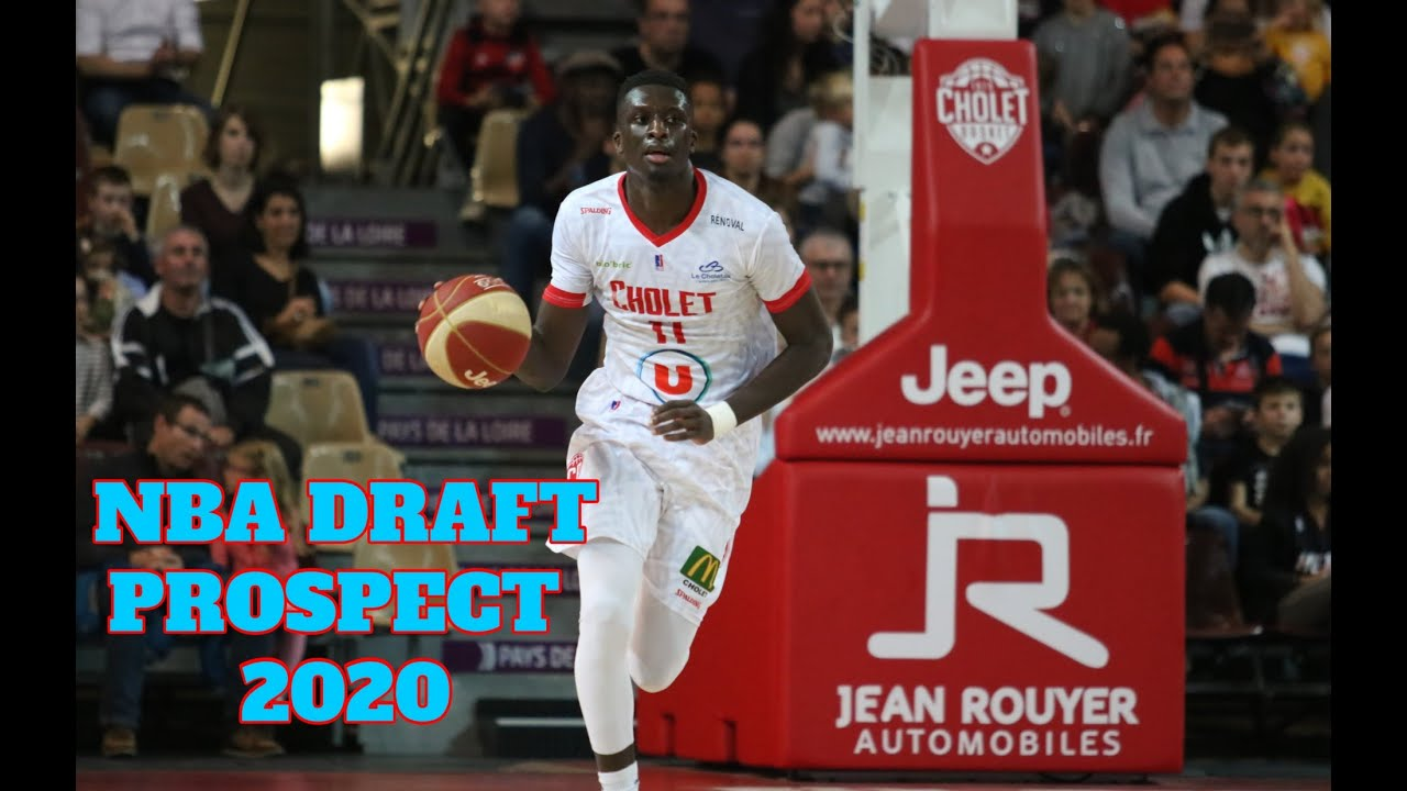 Abdoulaye N'doye Highlights Mix with Facts - NBA Draft Prospect 2020