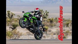 2019 Kawasaki Ninja ZX-6R First Test - Cycle News