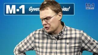 M-1 Ryto Sou Anekdotas - Veidrodis