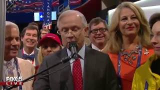 2016 Republican National Convention in Cleveland - Roll Call Vote