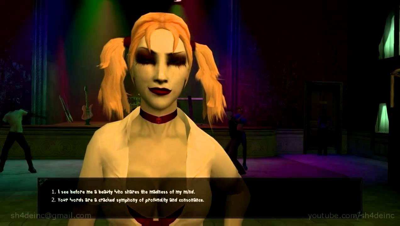 o jogo vampire the masquerade bloodlines