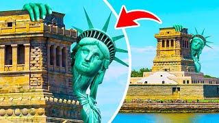 Download Apa yang Terjadi Jika Patung Liberty Tiba-Tiba Menghilang