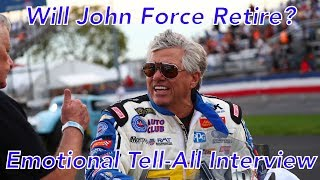 Will John Force Retire? Chevy Funny Car Driver Talks Retirement After Winning NHRA US Nationals