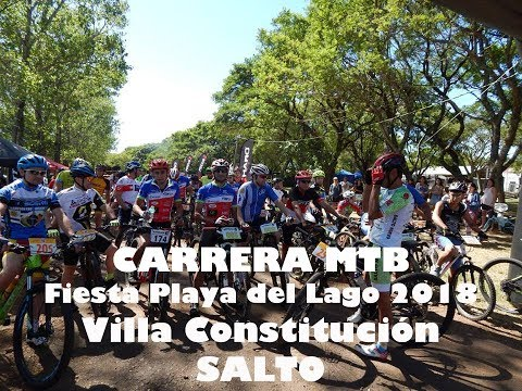 Carrera MTB - 2da Edición - Fiesta Playa del Lago  - Villa Constitución (Salto)