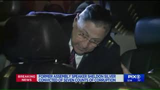 Sheldon Silver, ex-NY assembly speaker, guilty on all counts in corruption retrial