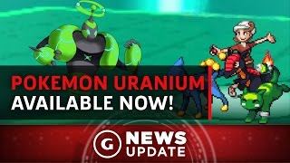 Fan-Made Pokemon Uranium Released After 9 Years - GS News Update