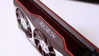 AMD 6900XT... Something isn't right...