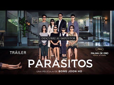 Resultado de imagen de cartel de la película parásitos