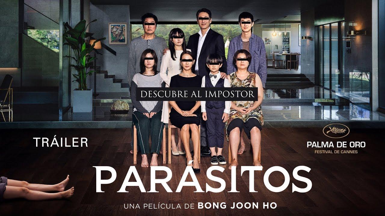 parásitos la película