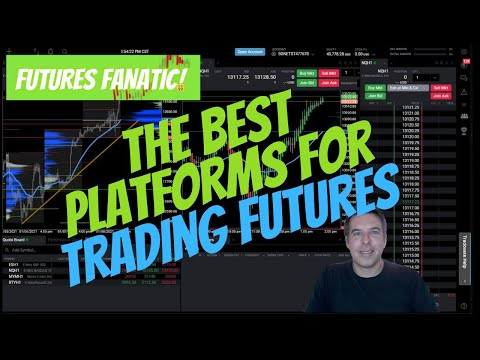 Best Futures Trading Platforms | My Top 3 For Day Traders
