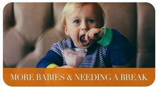 MORE BABIES, NEEDING A BREAK & 2 SPECIAL ANNOUNCEMENTS  | THE MICHALAKS