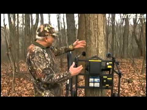 Brotherly Bond Leads To Creation Of Motorized Tree Stand