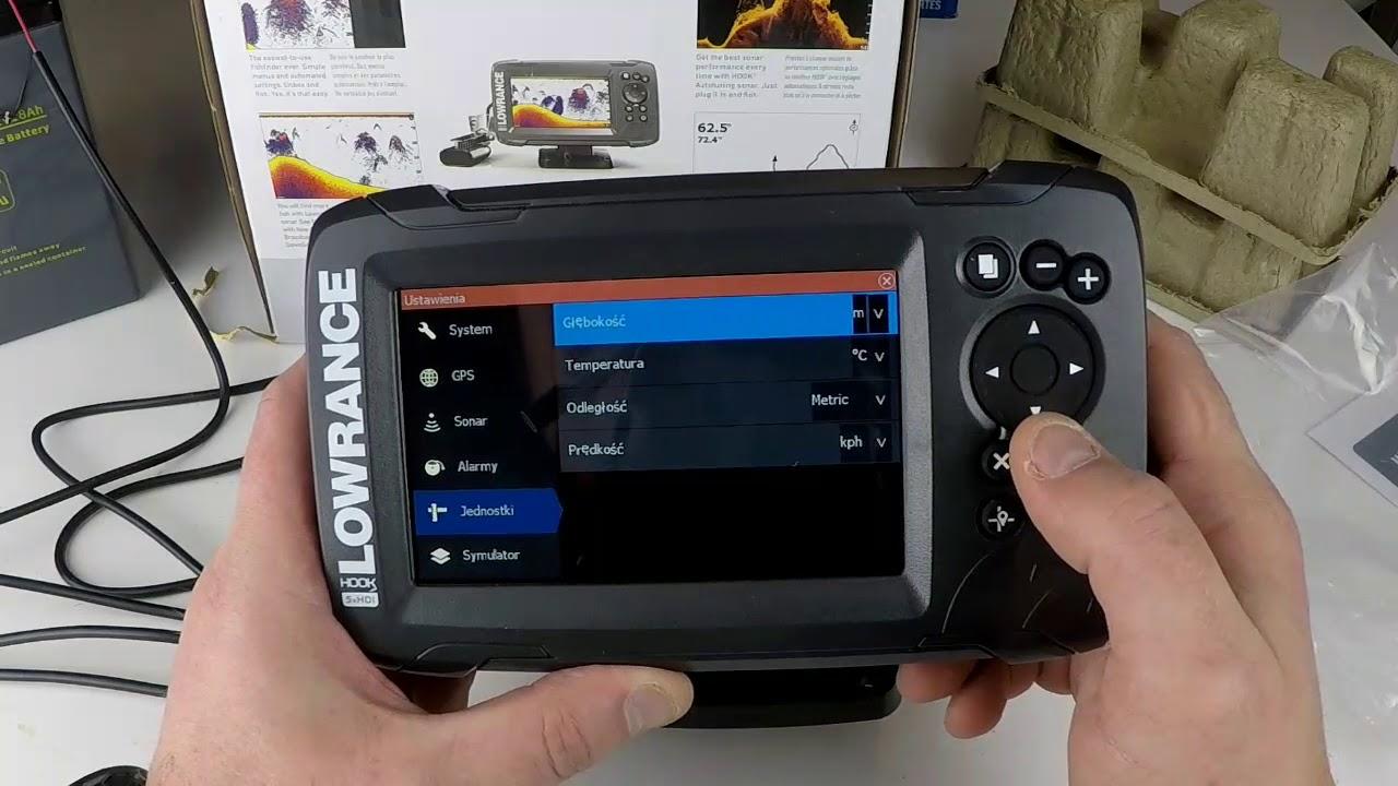 Need help with Lowrance Hook 2 , 5X GPS / Split Shot HDI