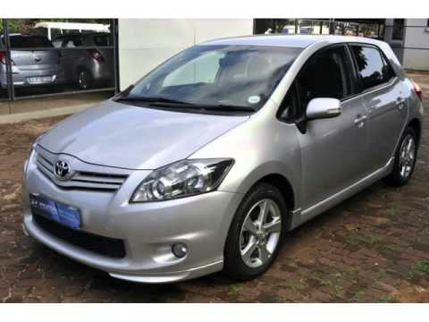 2010 Toyota Auris 16 Xs Auto For Sale On Auto Trader South Africa